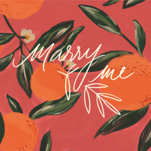 Marry Me Design