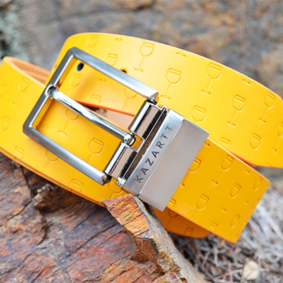 KAZARTT – La marque éthique de ceintures atypiques